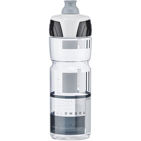 Elite Crystal Ombra Fume' Drinking Bottle 750ml, transparent/grey